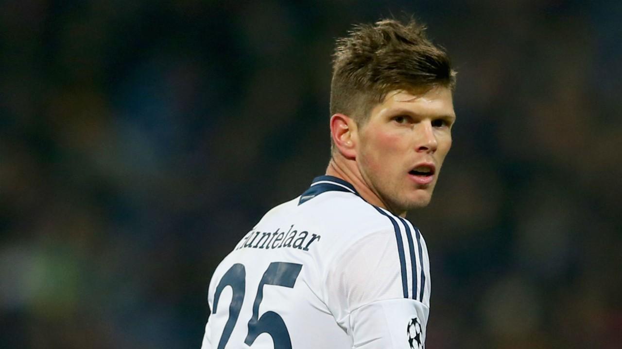 Schalke Ajax seal Klaas Jan Huntelaar return
