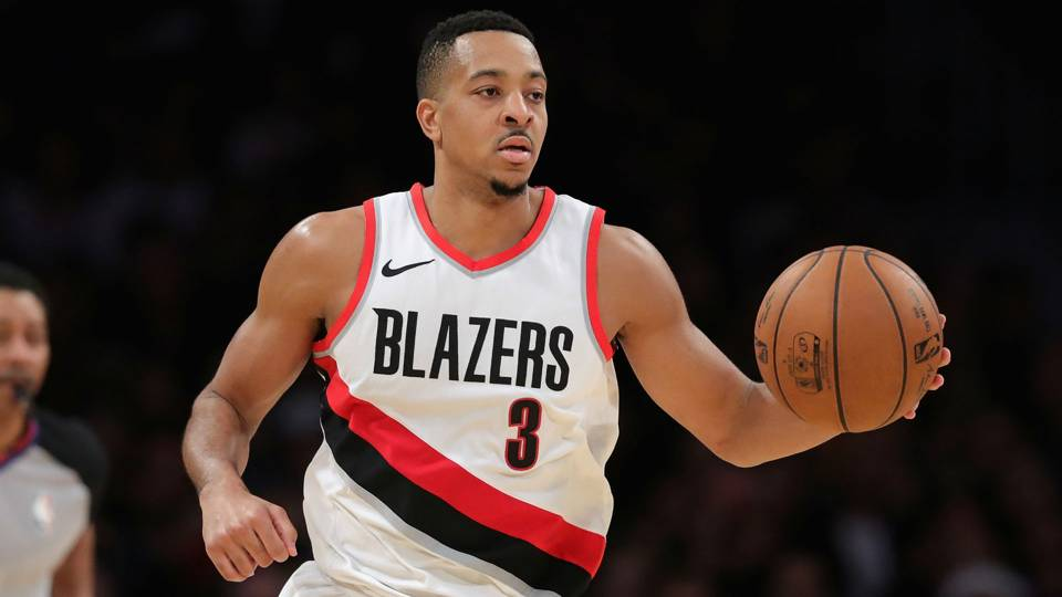 CJ McCollum remains critical of Warriors signing stars: 'It's disgusting'