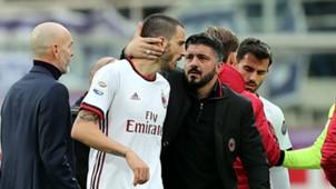 Leonardo Bonucci and Gennaro Gattuso - cropped