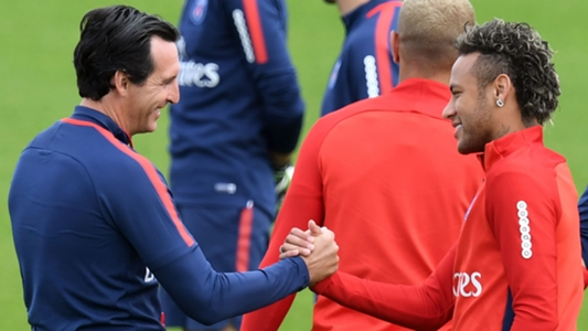 'I don't have a problem with Cavani or Emery' - Neymar denies PSG rifts