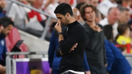 Bookmakers make Arsenal boss Mikel Arteta favourite in the Premier League sack race