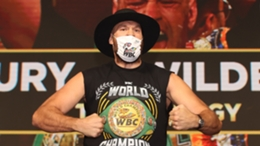 Tyson Fury is looking forward to a break from boxing after beating Deontay Wilder for a second time