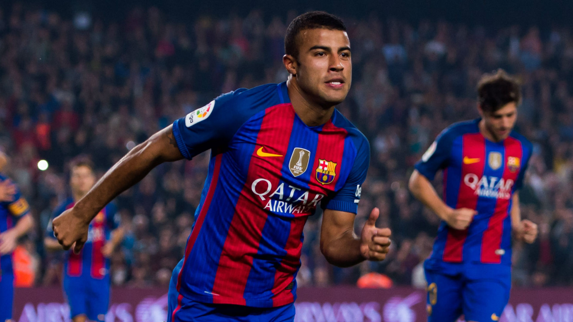 Barcelona reject Inter Milan bid for Rafinha