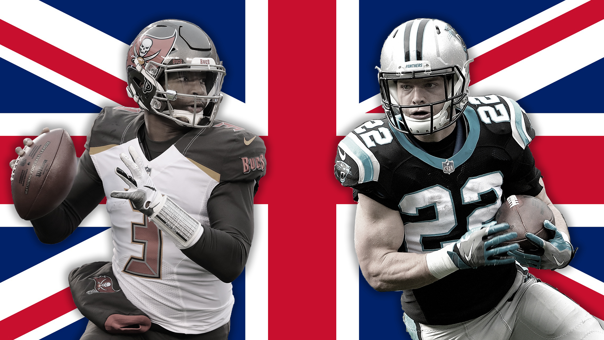 NFL in London: What to know when the Panthers and Buccaneers face off