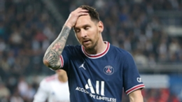 Lionel Messi will miss a second straight game for PSG