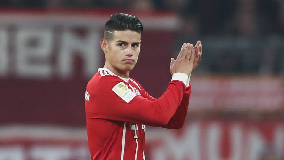 Bayern yet to decide on permanent deal for evolving James – Rummenigge