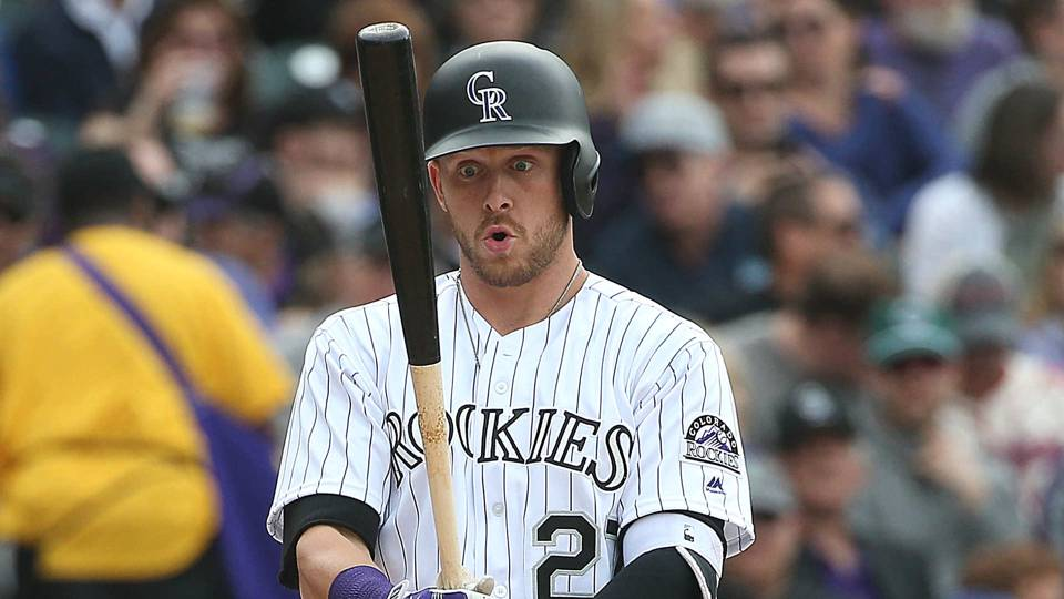 MLB wrap: Trevor Story's comeback season continues; Rockies take lead in NL West