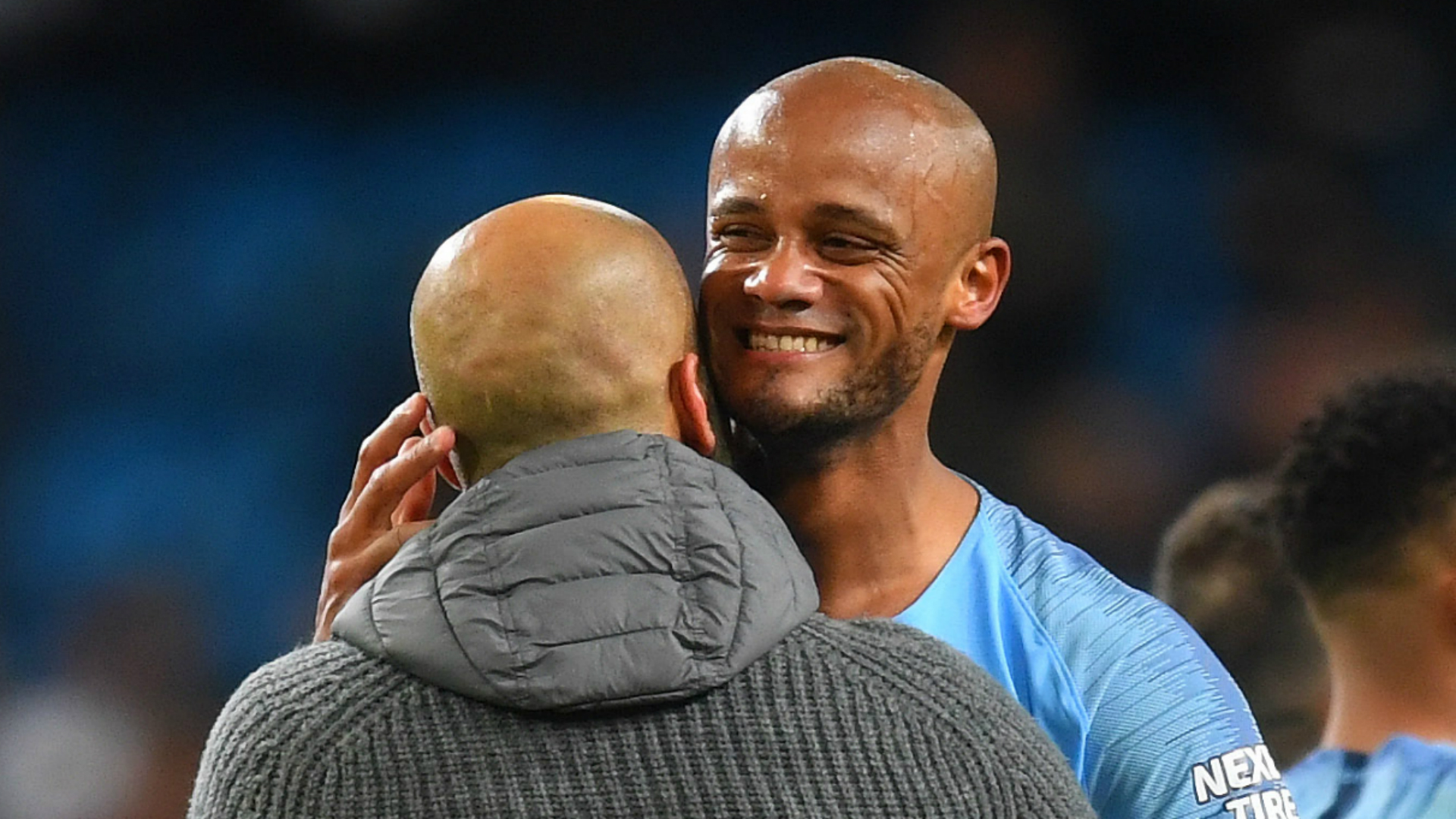 Pressure makes 'big game player' Kompany better - Bernardo hoping City skipper stays