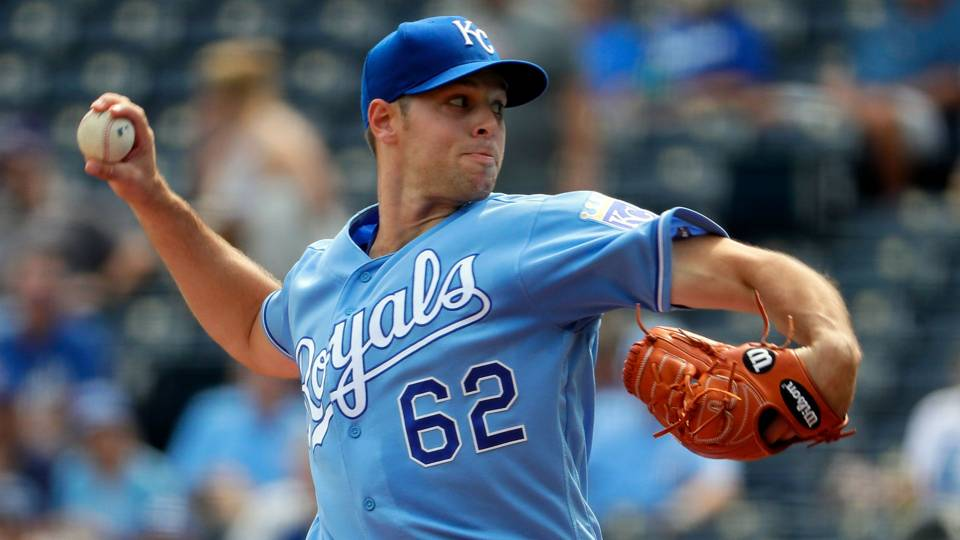 MLB trade news: Blue Jays acquire pitcher Sam Gaviglio from Royals