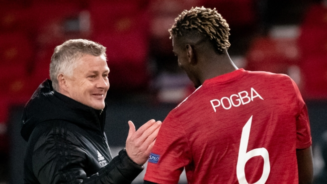 Ole Gunnar Solskjaer has come to rely on Paul Pogba more