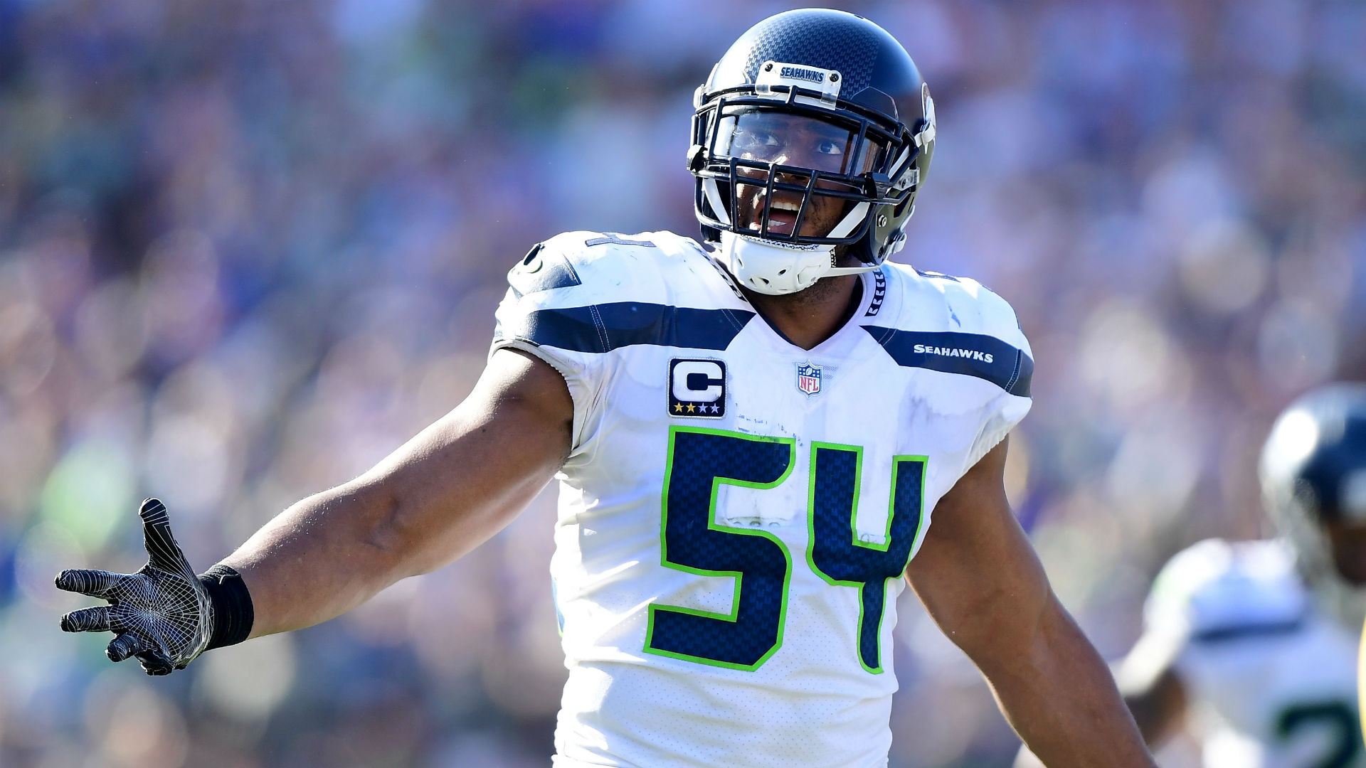 Seahawks All-Pro linebacker Bobby Wagner sidelined after 'procedure'