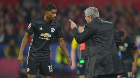 Mourinho: United bench role won't stop Rashford going to the World Cup