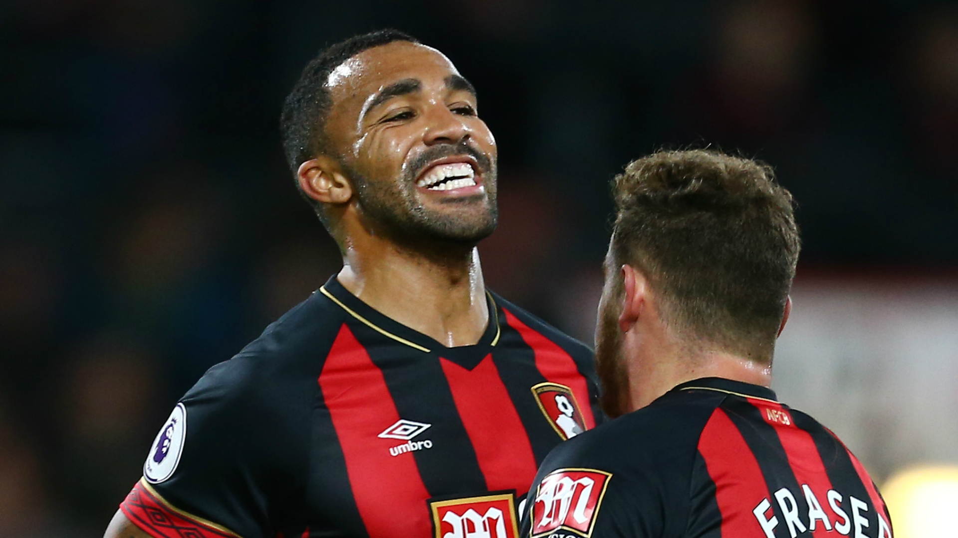 Bournemouth boss Howe rues facing 'outstanding' Sterling after record goal