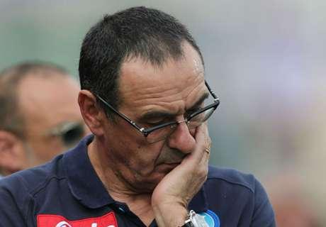 'Chelsea-target Sarri is not a world-class coach'
