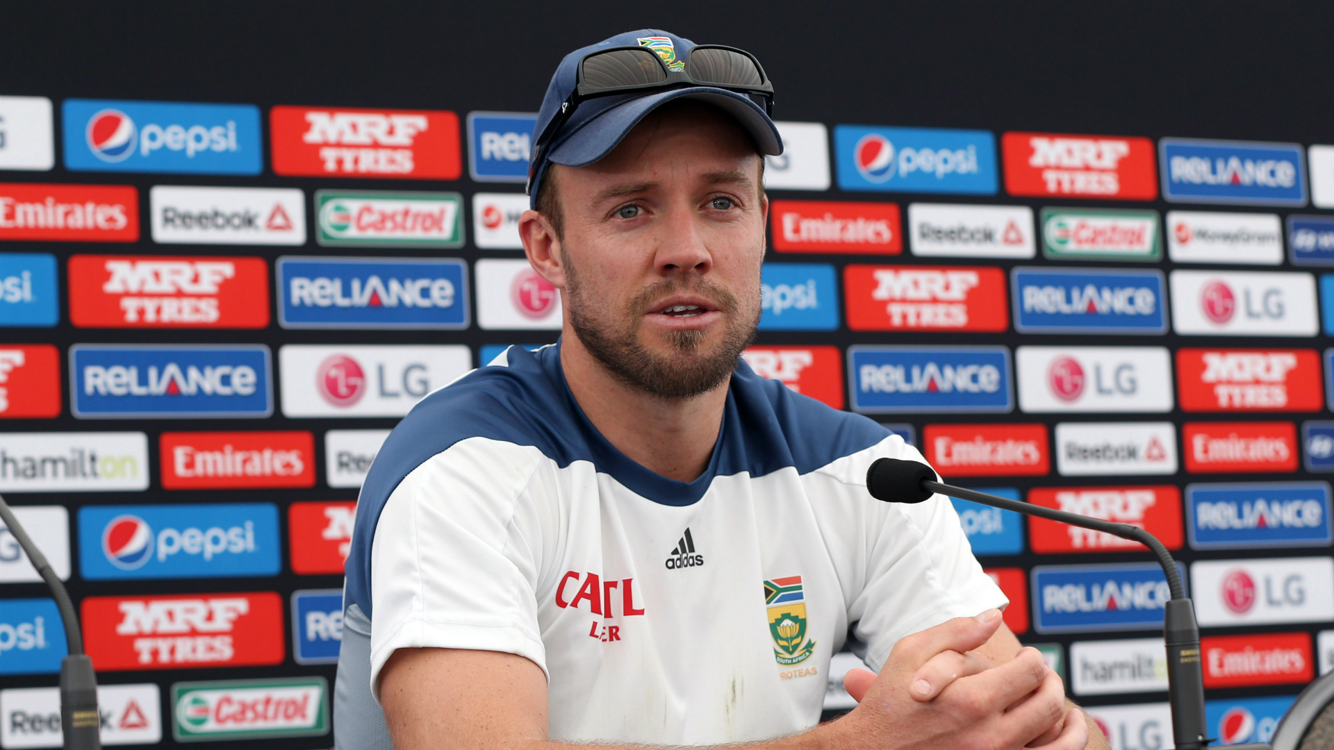 Ab De Villiers Tires Of World Cup Matches Sporting News