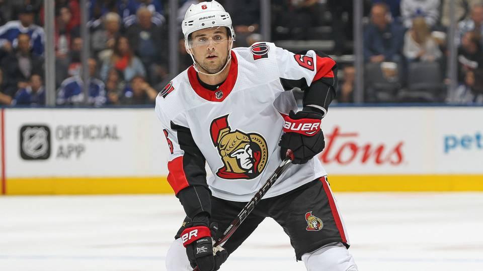 NHL trade news: Oilers acquire defenseman Chris Wideman from Senators