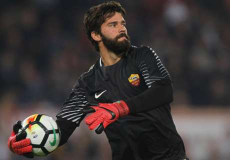 Alisson confirms Roma departure