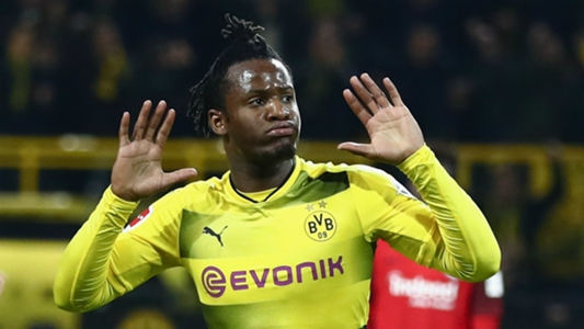Batshuayi relieved after breaking Borussia Dortmund dry spell with match-winning double