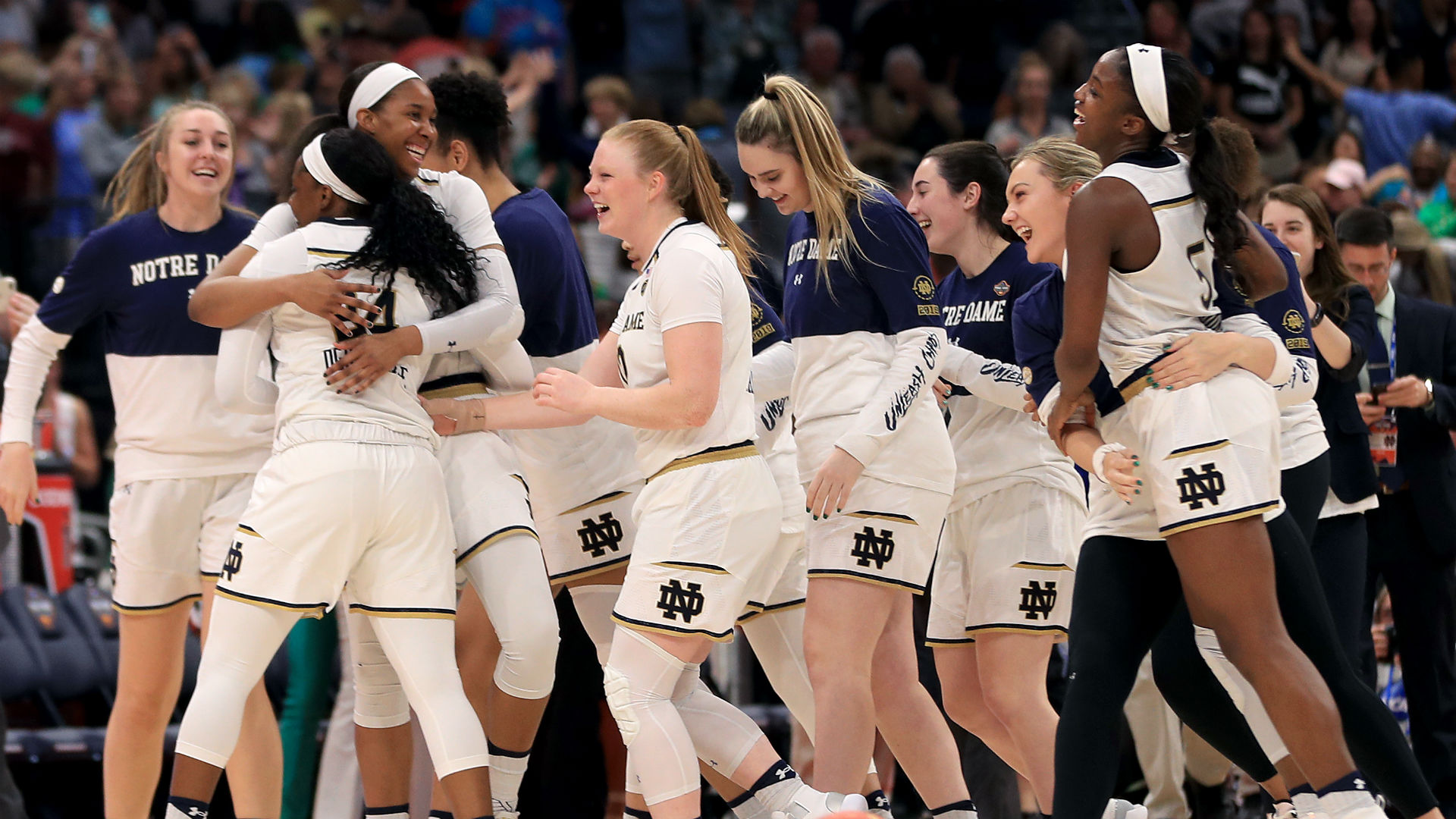 March Madness 2019: Baylor, Notre Dame Head To 'ship