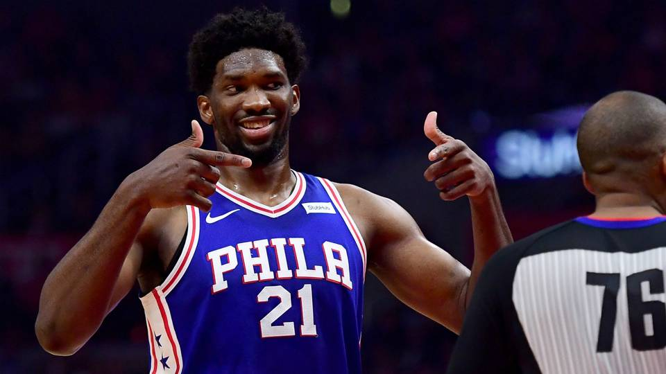 76ers star Joel Embiid shares story of a time he almost left Kansas