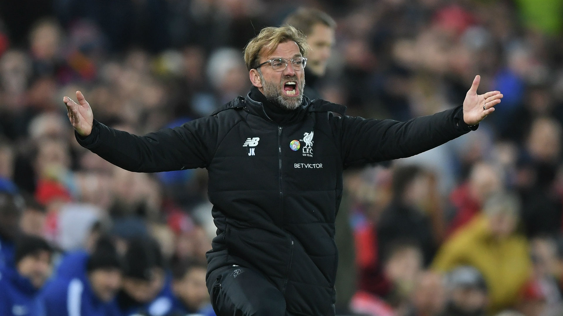 Liverpool Boss Explains Argument With African Star