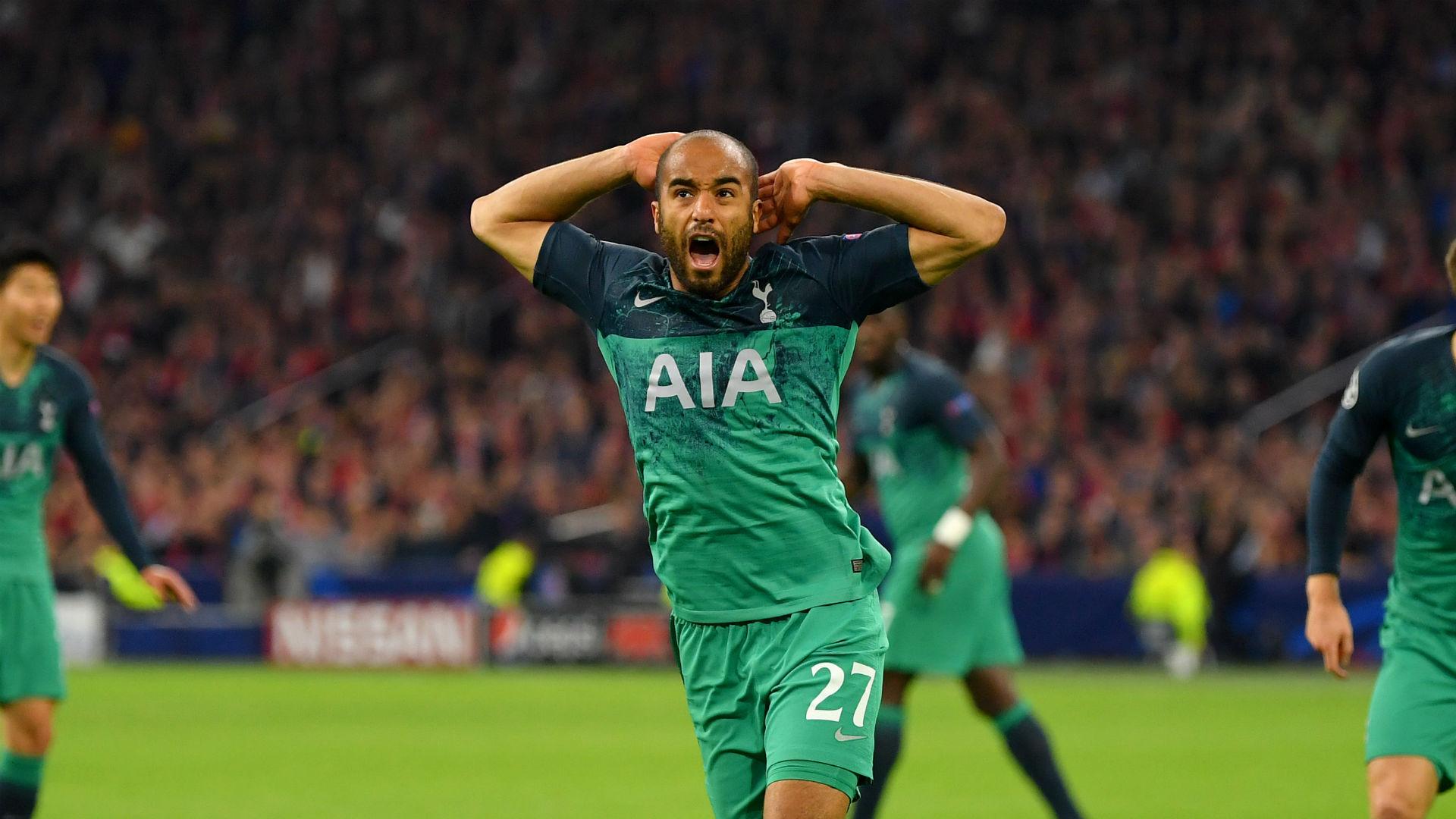Tottenham Secure Dramatic Comeback Against Ajax To Book
