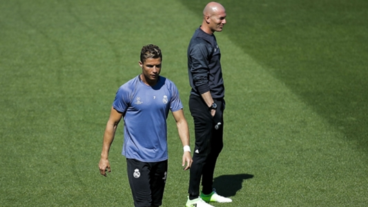 Zidane 'cannot imagine Real Madrid without Ronaldo'