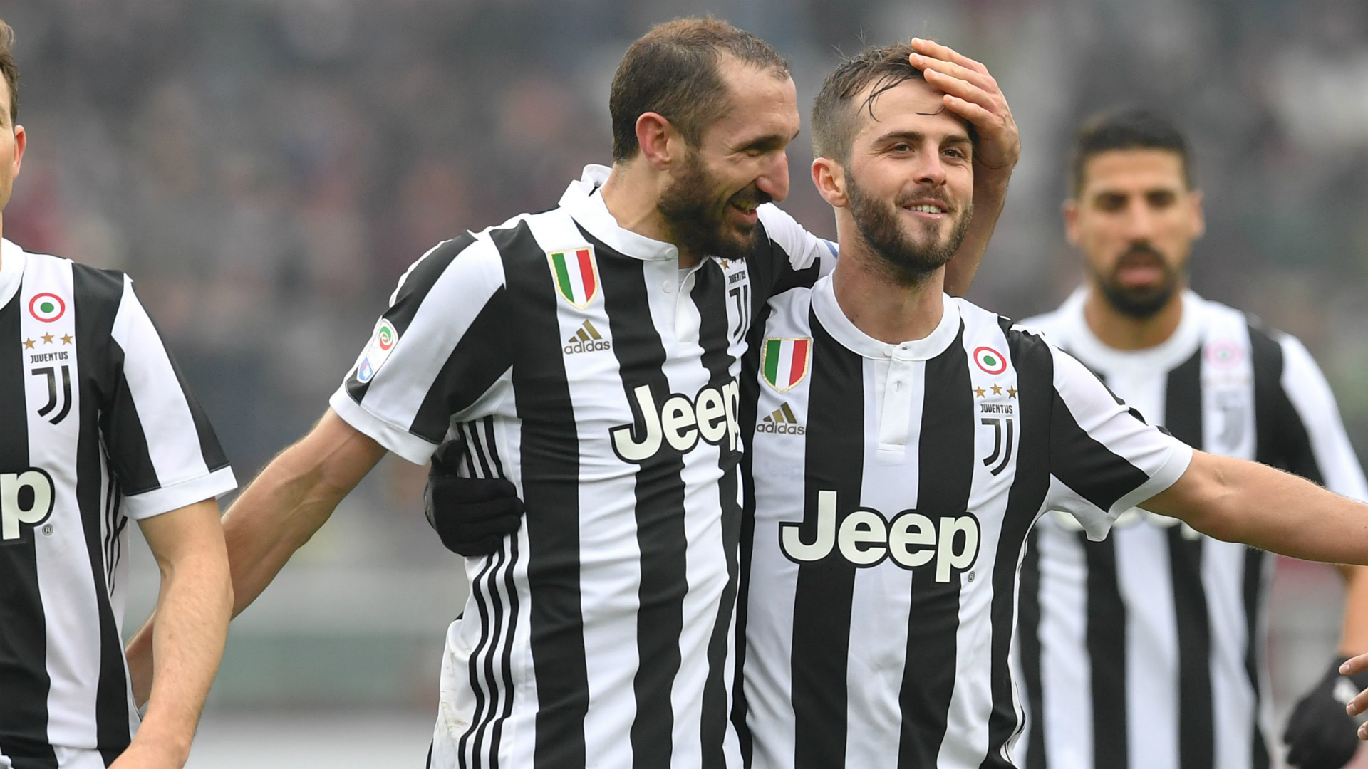 Juventus crowned Serie A champions for seventh straight season