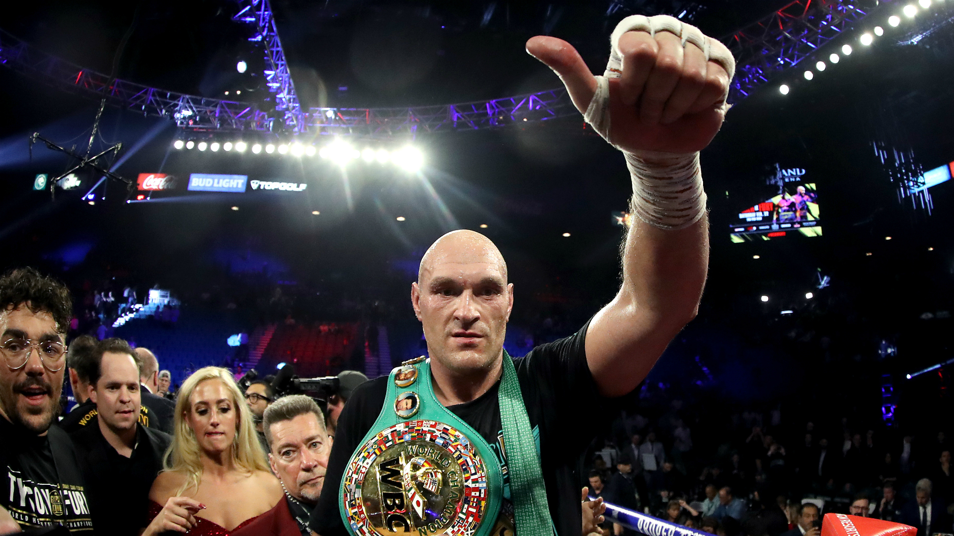 Tyson Fury timeline: How the Gypsy King returned to heavyweight glory - sporting news