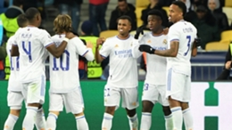 Real Madrid produced a commanding performance in Kiev