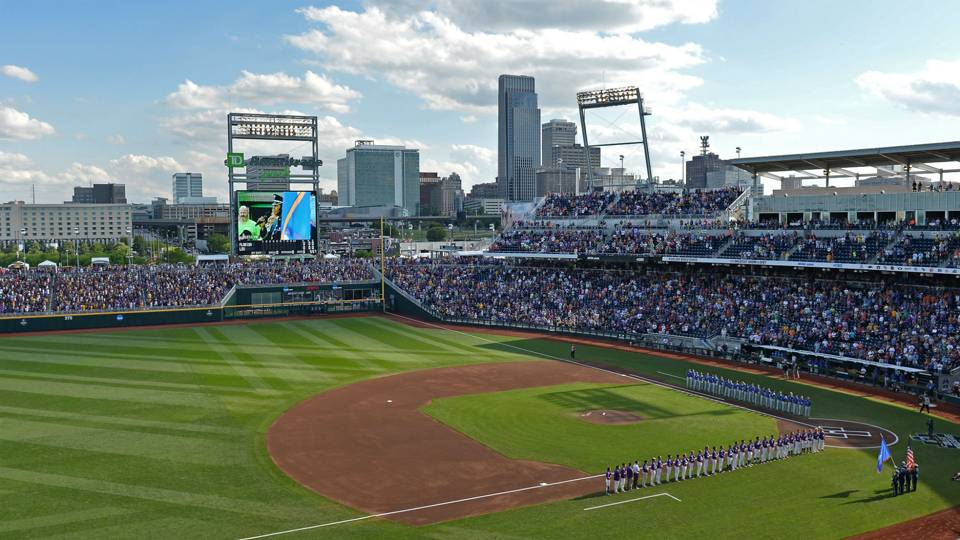 Royals, Tigers to play in Omaha ahead of 2019 College World Series