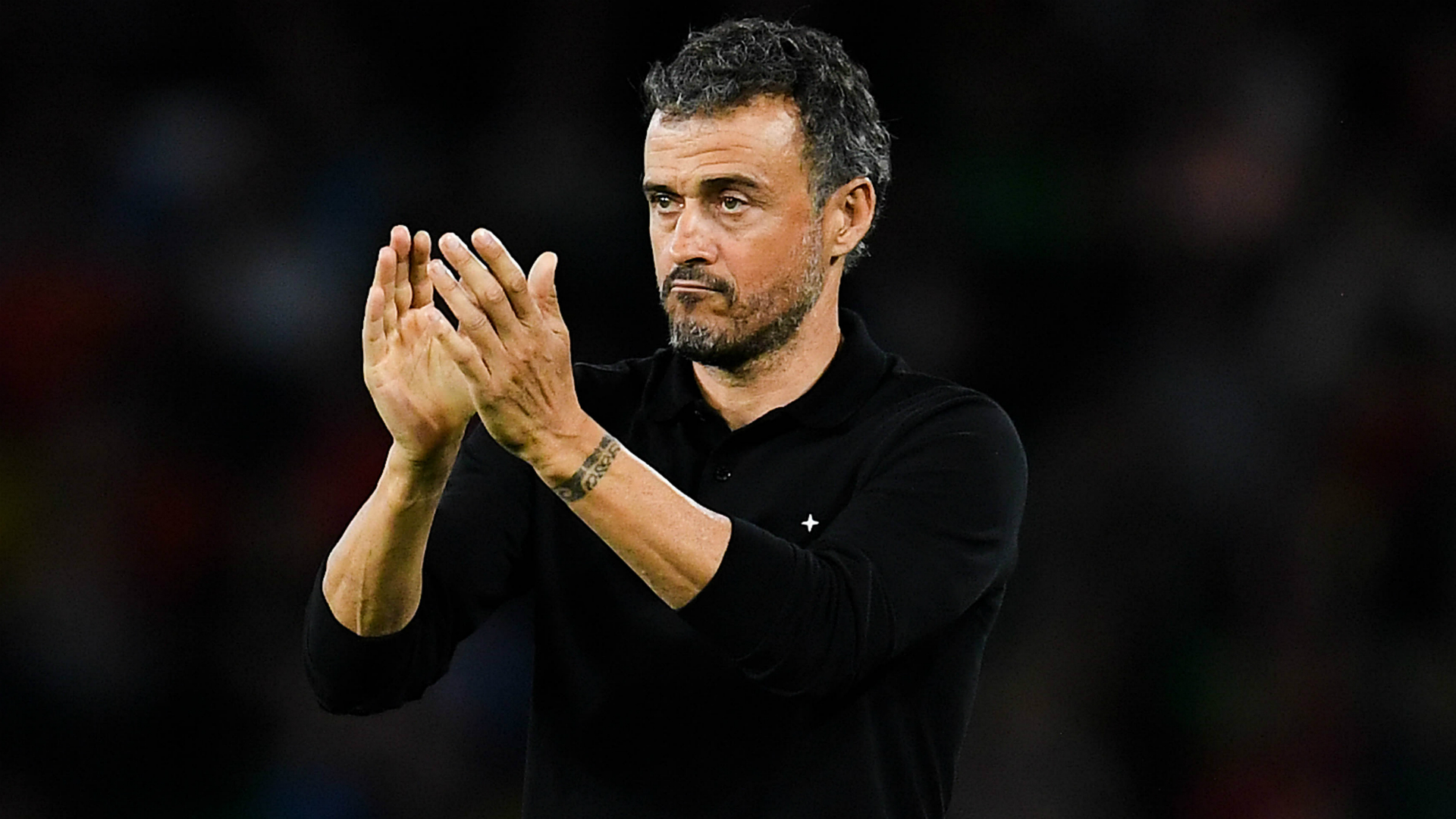 Spain deserved more from Croatia defeat, says Luis Enrique