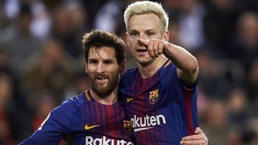 Rakitic: Barca star Messi is 'the best in history'