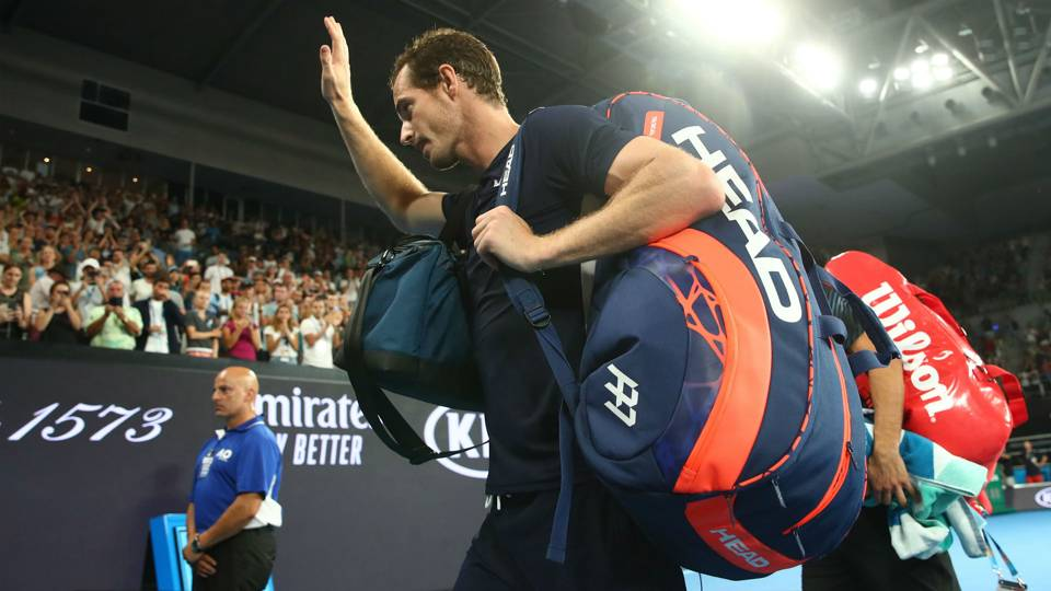 Pain-free Andy Murray not ruling out 2019 Wimbledon doubles return