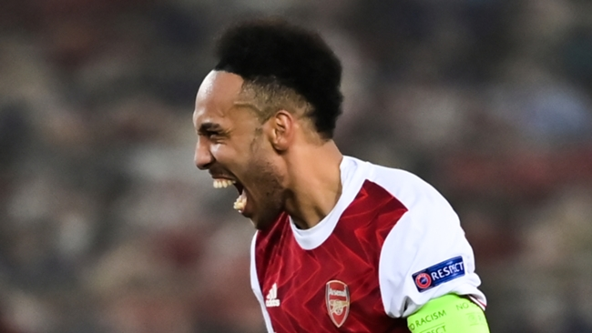 Arsenal could turn to striker Pierre-Emerick Aubameyang this evening