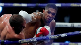 Anthony Joshua insists his fight with Tyson Fury can still happen