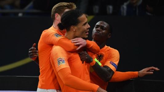 Nations League: Netherlands' focus still on Euros - Virgil van Dijk | Goal.com