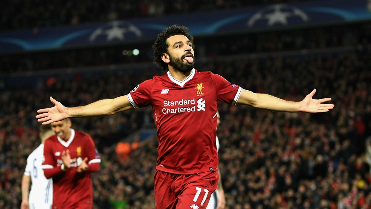 Mohamed Salah News & Profile Page 1 of 6