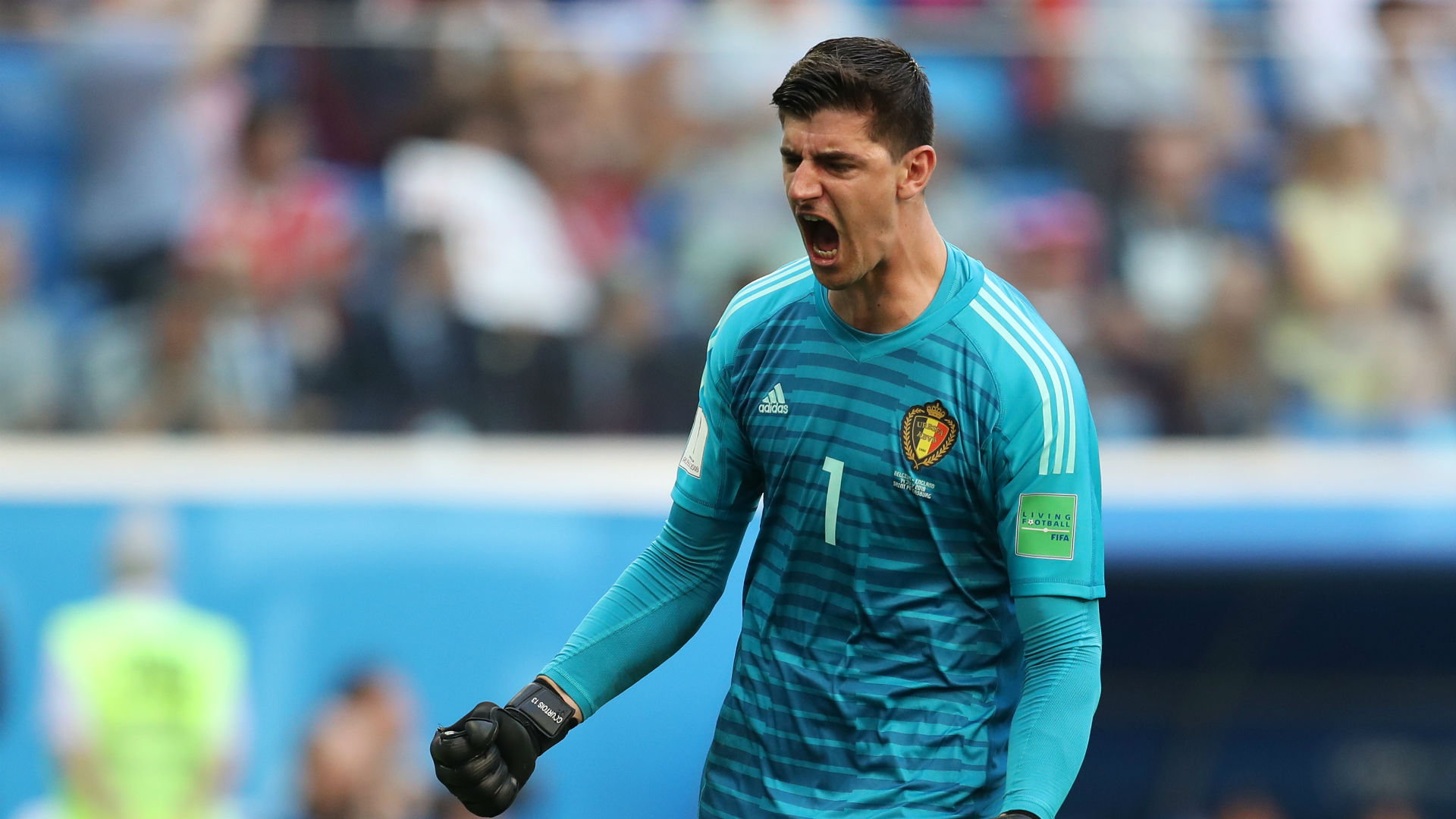 World Cup 2018: Belgium's Courtois wins Golden Glove ...