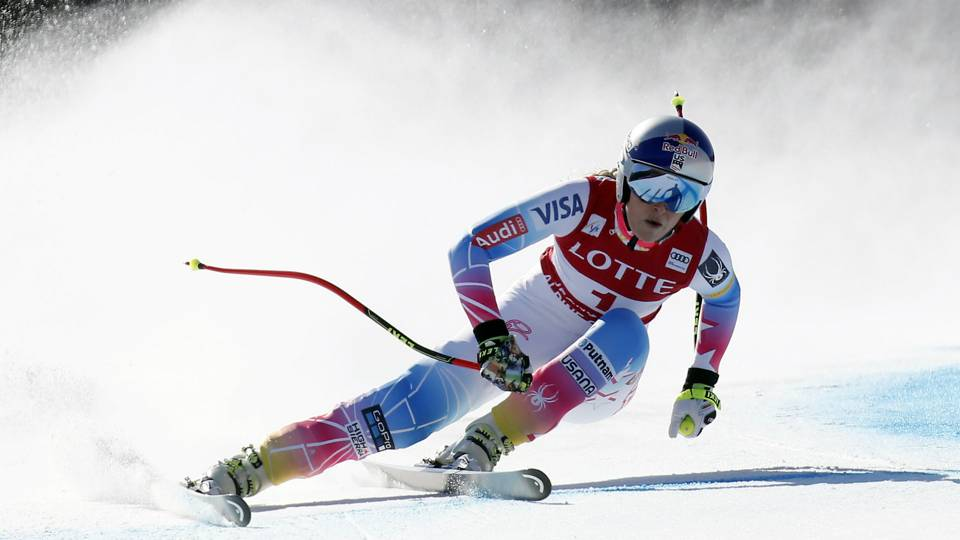 Lindsey Vonn expected to return to World Cup competition in Italy
