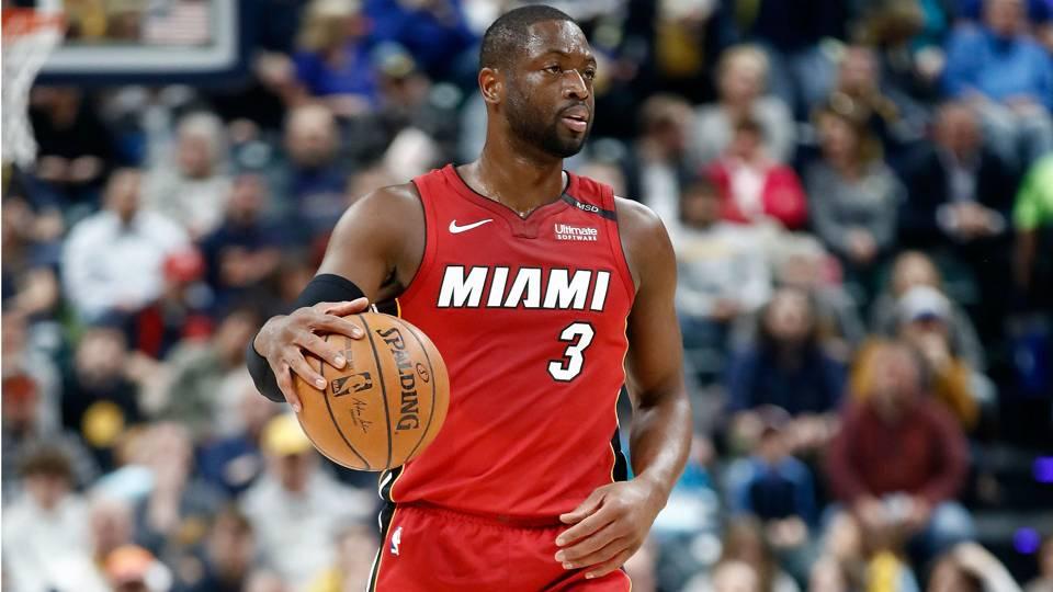 Heat guard Dwayne Wade still unsure if he will play in 2018-19