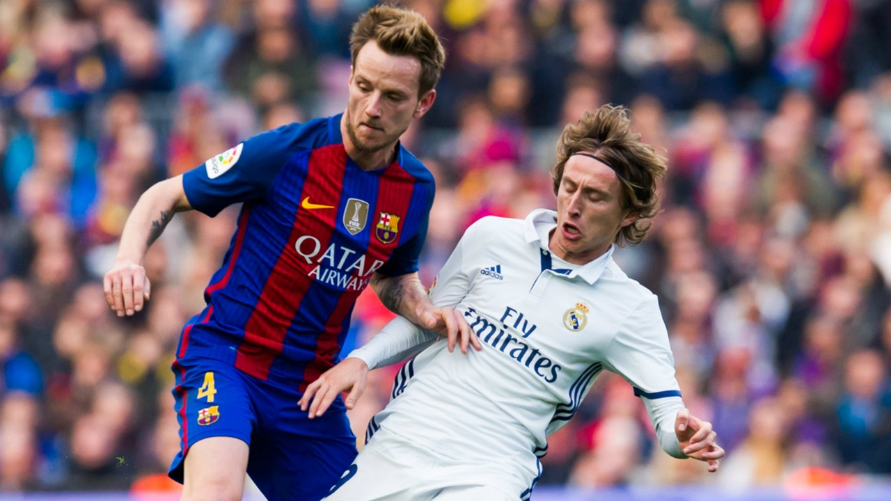 Image result for Modric and rakitic