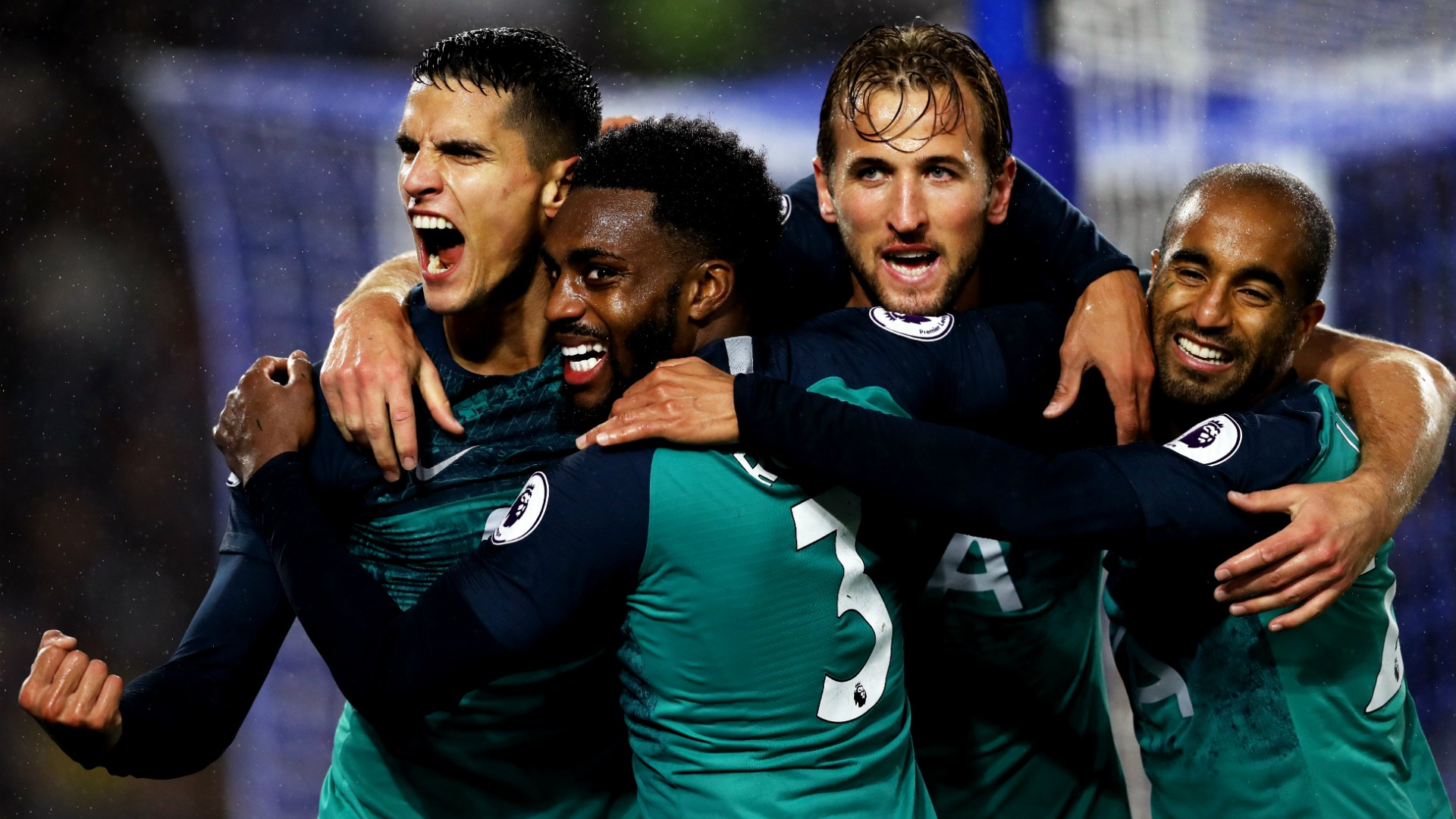 BPL (2018-2019) Report: Brighton and Hove Albion 1 Tottenham 2 - Kane on target as Spurs issue firm response