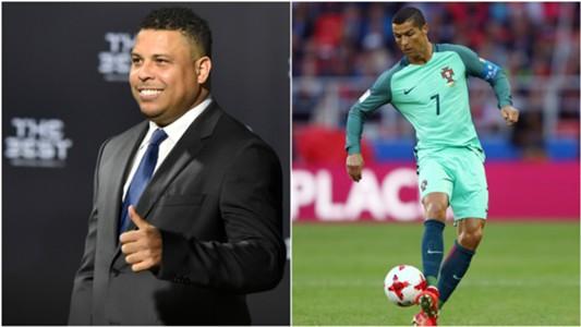 Ronaldo & Ronaldo - Cropped