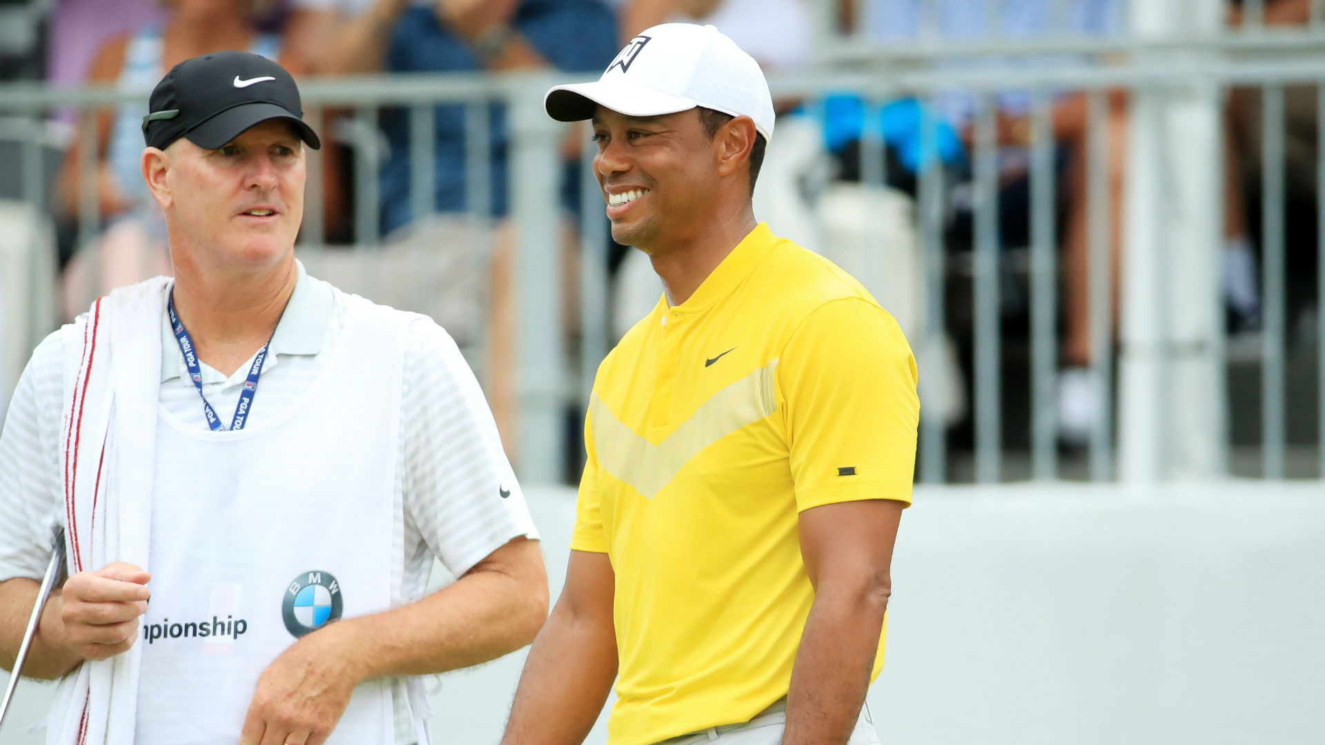 BMW Championship: Tiger Woods jumps up leaderboard, shoots 5-under 67