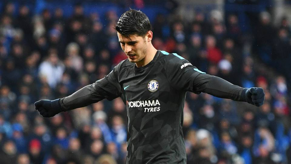'He showed great character' – Conte impressed by Morata's return to scoring form
