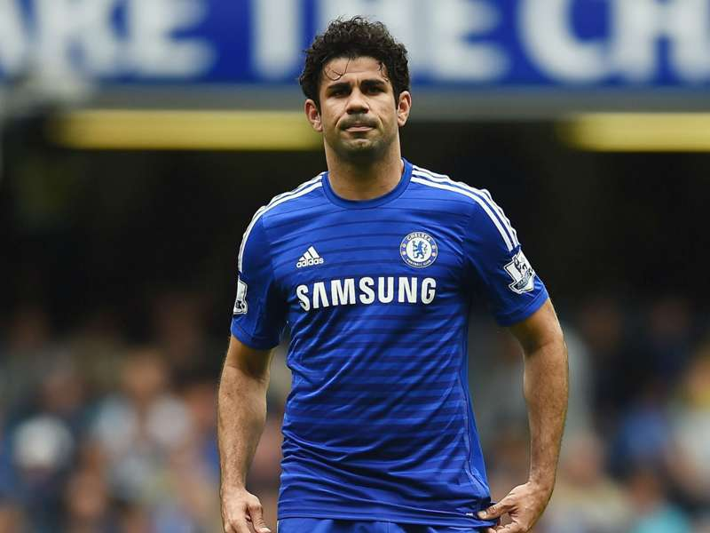 Diego Costa rules out Atletico Madrid return