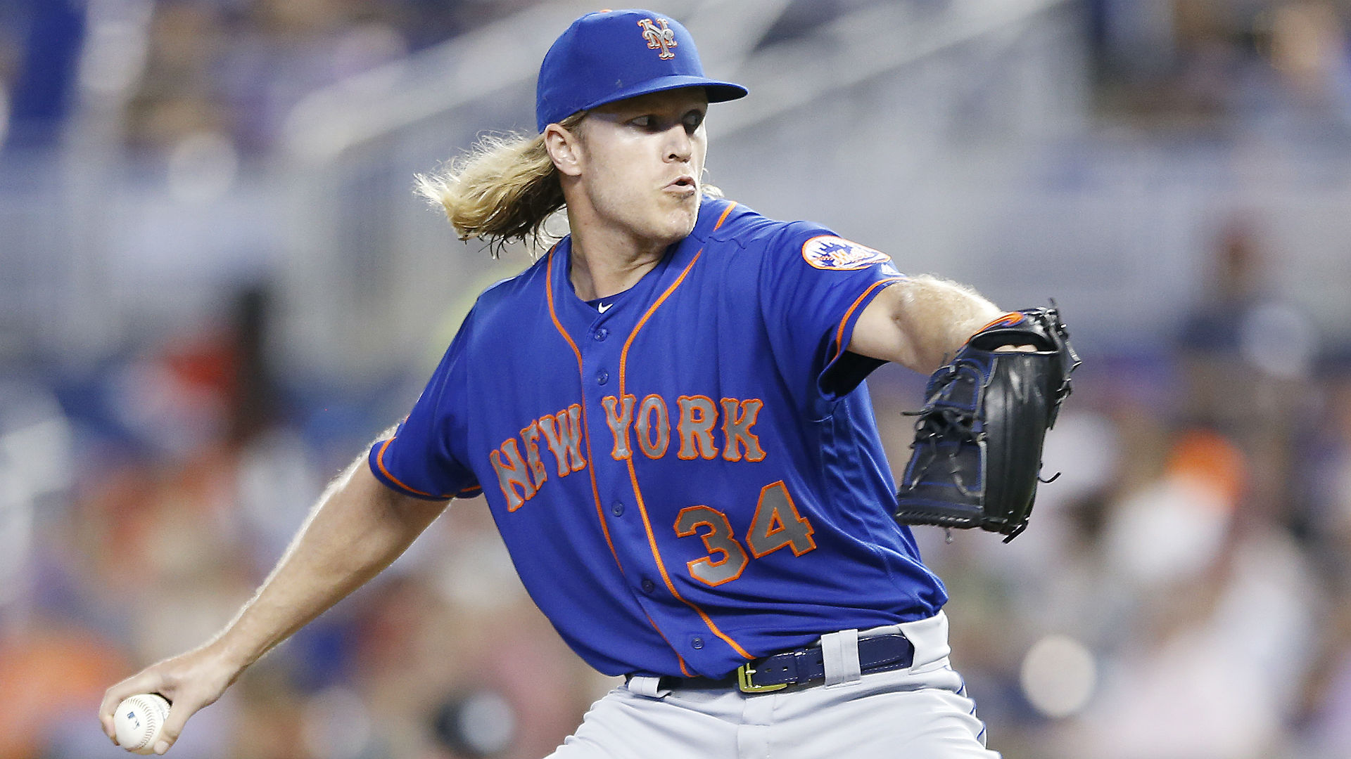 MLB trade rumors: Twins eyeing Madison Bumgarner, Noah Syndergaard, other arms, report says