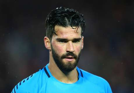 Liverpool agree £67m fee to sign Alisson from Roma