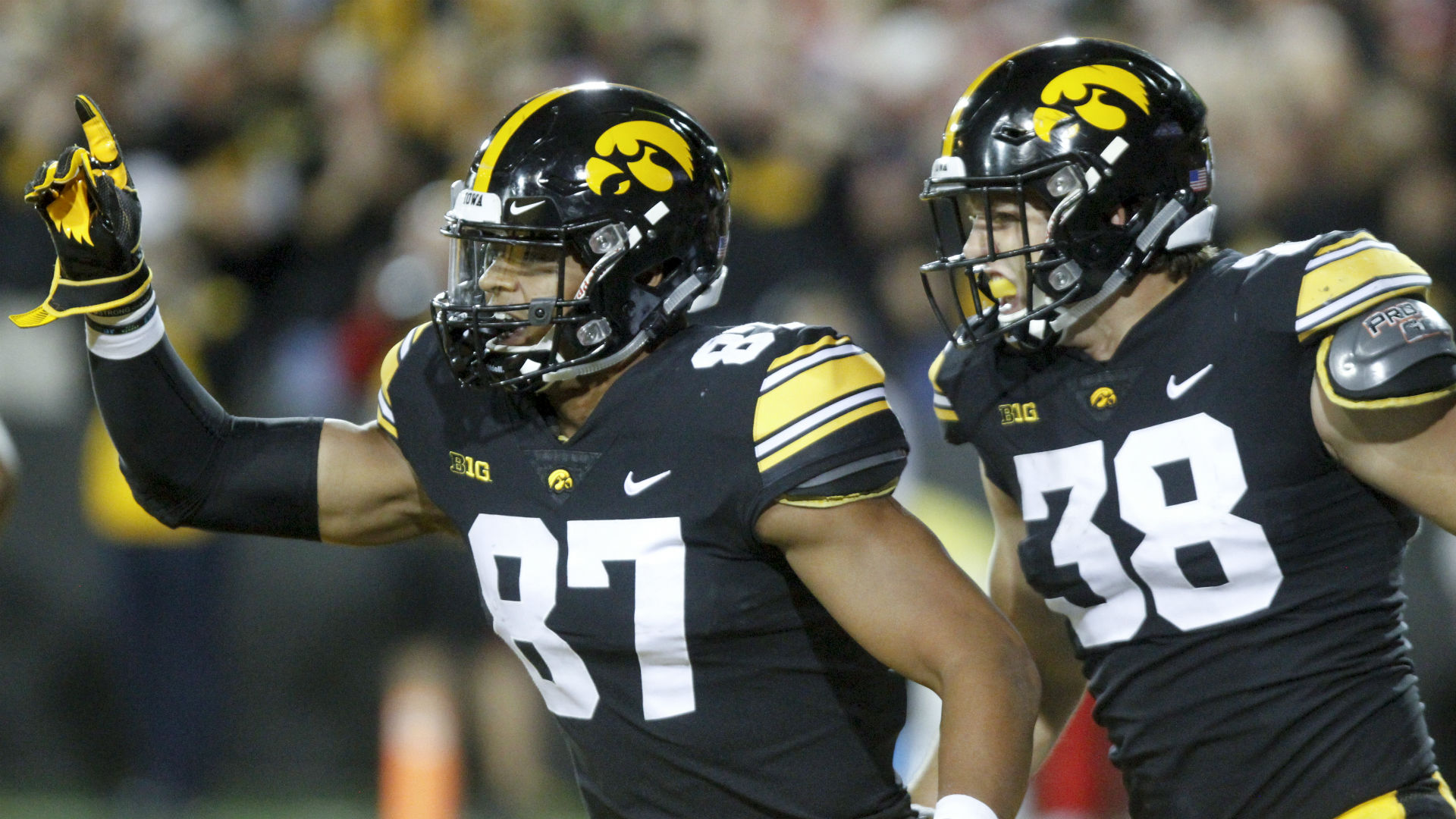 NFL Draft 2019: George Kittle says fellow Iowa tight ends Noah Fant, T.J. Hockenson will have Day 1 impact